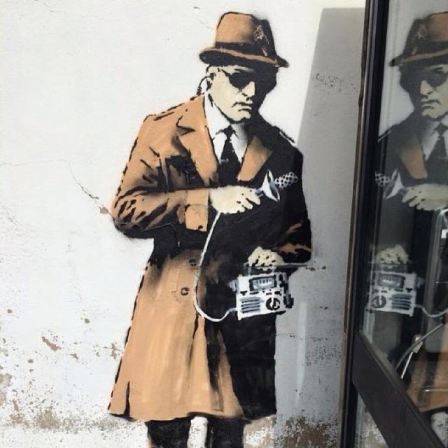 Possible Banksy