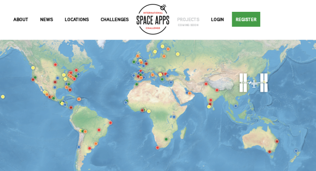 2014 International Space Apps Challenge