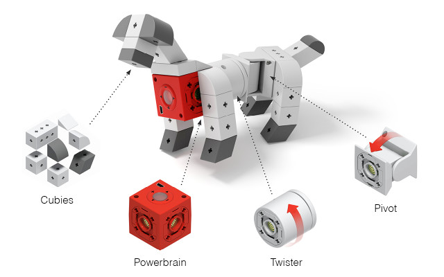 TinkerBots Puppy