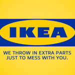 Even More Company Logos Edited with Honest and Funny Slogans