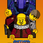 Action Bill, A LEGO Stop-Motion Short Film About William Shatner Traveling Back in Time to Kill William Shakespeare
