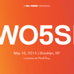Twofivesix, A Conference by Kill Screen About Games, Creativity, and Culture