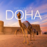 'Welcome to Doha', A Time-Lapse Look at the Capital of Qatar