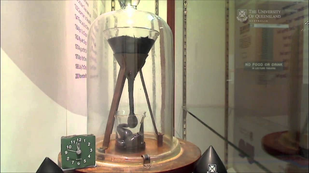 World's Longest Continuously Running Experiment Finally Captures Pitch Drop on Camera