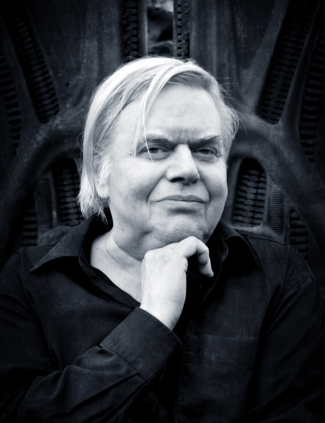 HR Giger by Annie Bertram