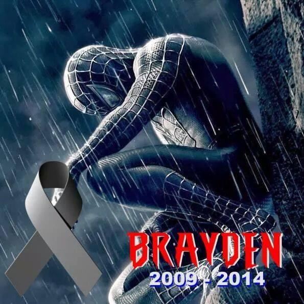 Brayden Memorial