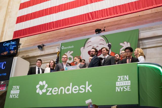 Zendesk IPO