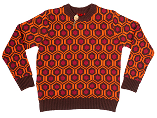 Mondo 237 A Clothing Line Based On The Iconic Carpet Pattern Outside Room 237 In The Shining