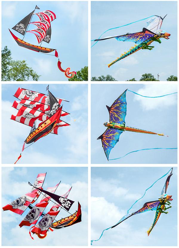 SuperSize 3D Kites
