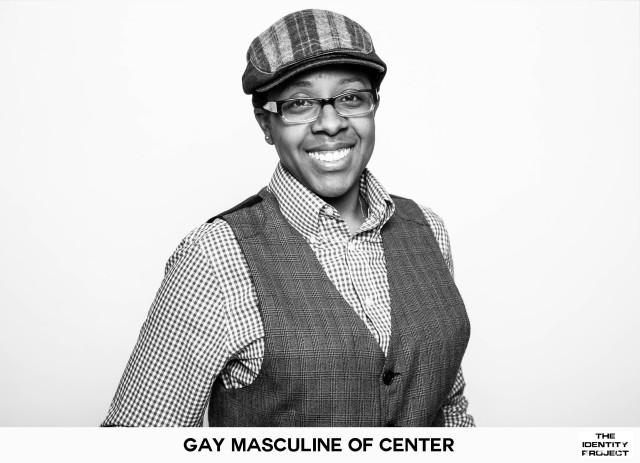 Gay Masculine of Center