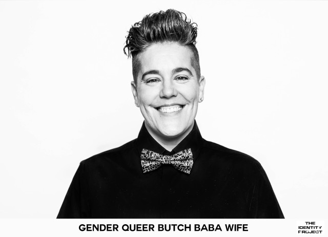 Gender Queer Butch Baba Wife