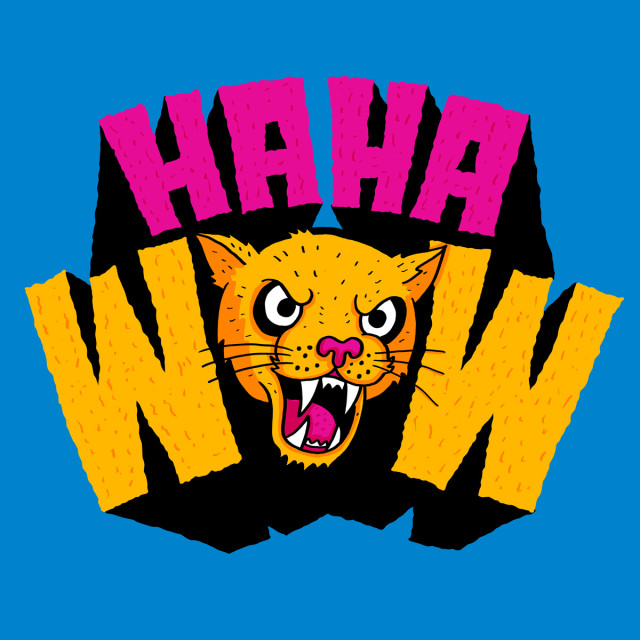 Ha Ha Wow Cougar
