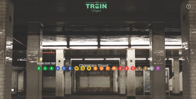NY Train Project
