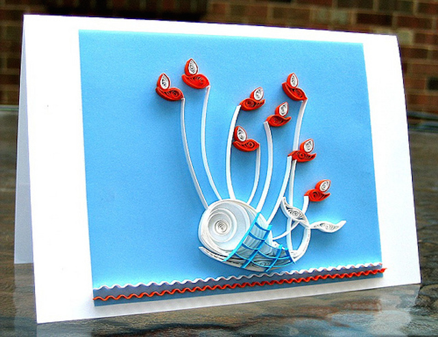 Quilled Fail Whale