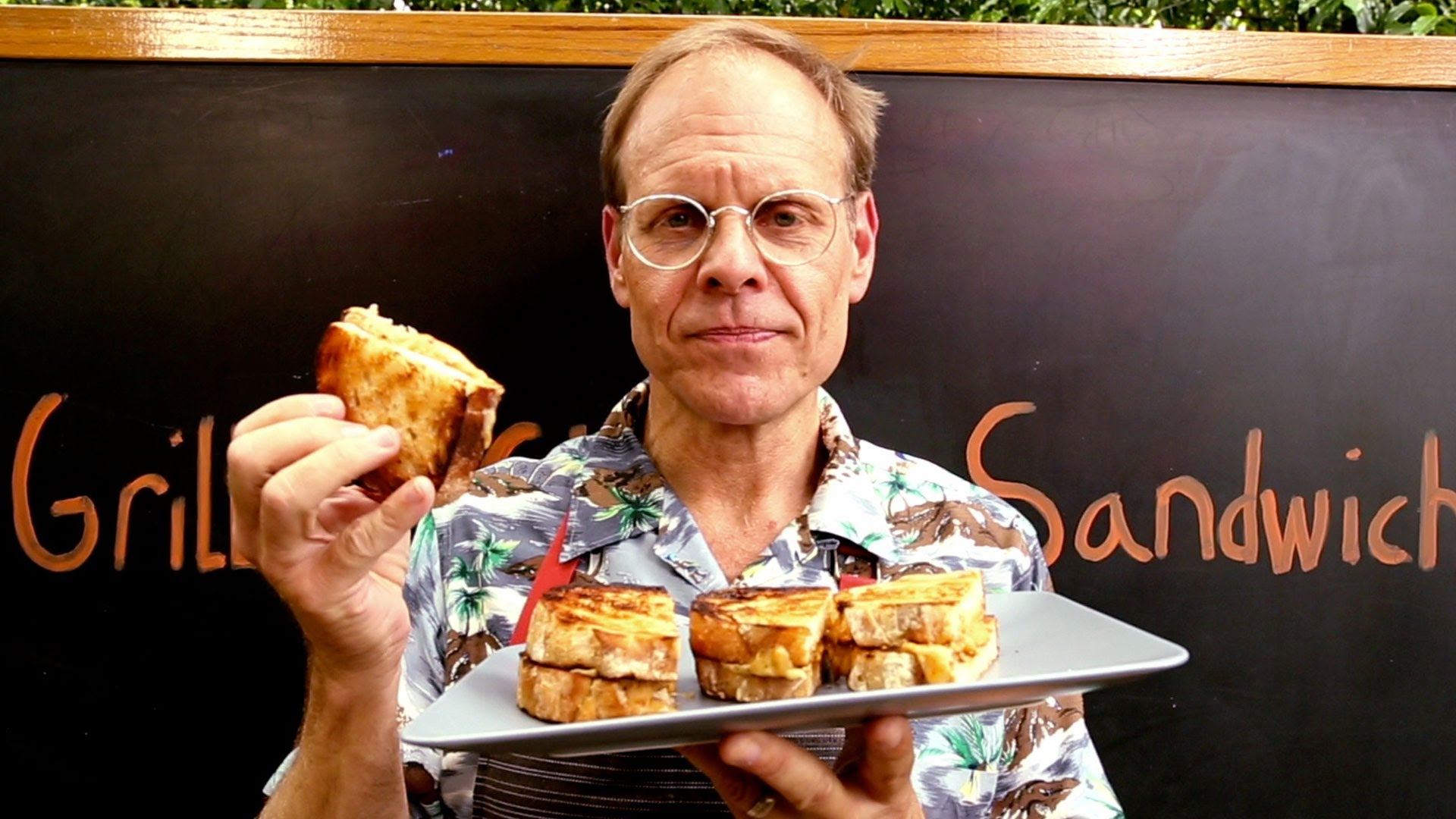 Food Expert Alton Browns Four List Diet Plan pics