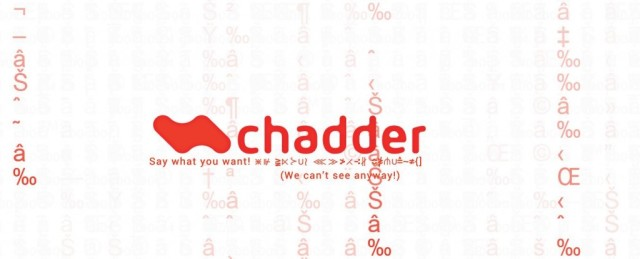 Chadder Messaging App
