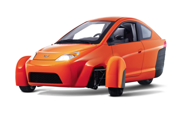 Elio Vehicle
