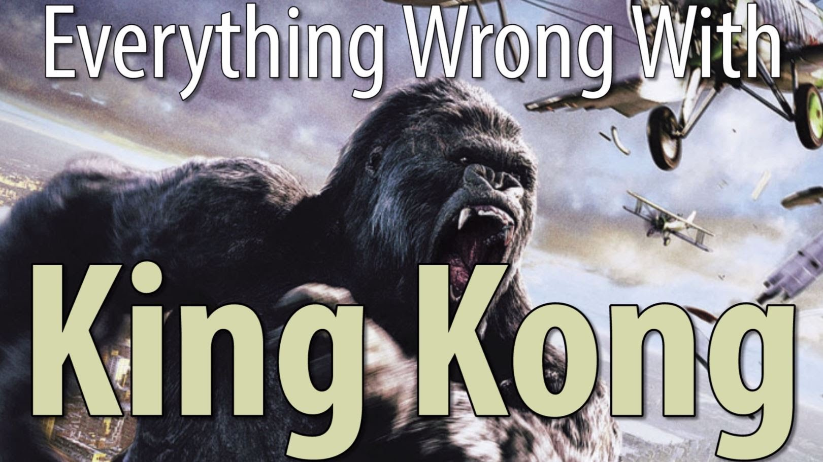 Everything Wrong with 'King Kong' (2005) in 10 Minutes or Less