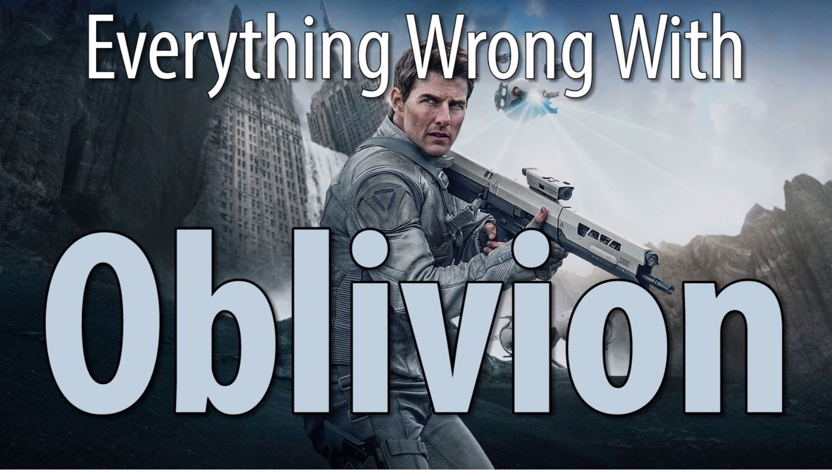 everything wrong with 'oblivion' in 12 minutes or less