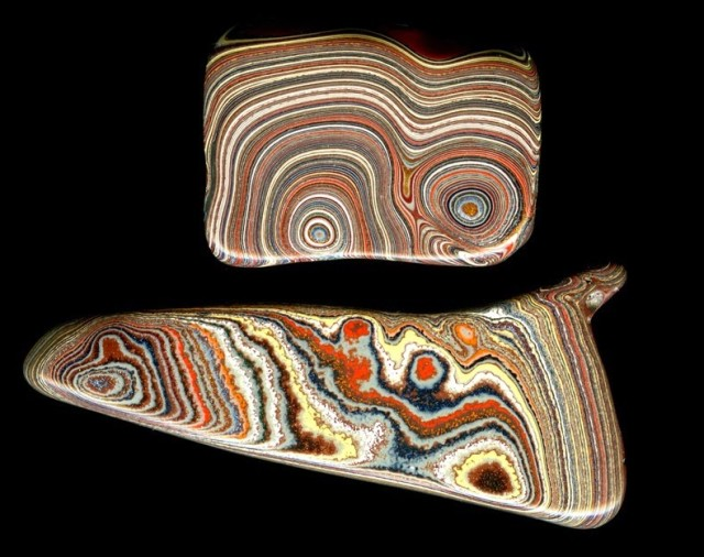 Fordite, A Beautifully Colorful Byproduct of Early Auto Manufacturing