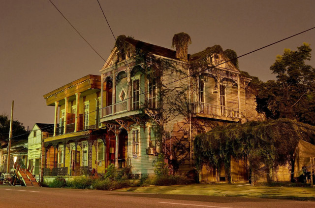 New Orleans Nightscape