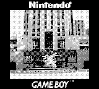 Game Boy Camera Rockefeller Plaza