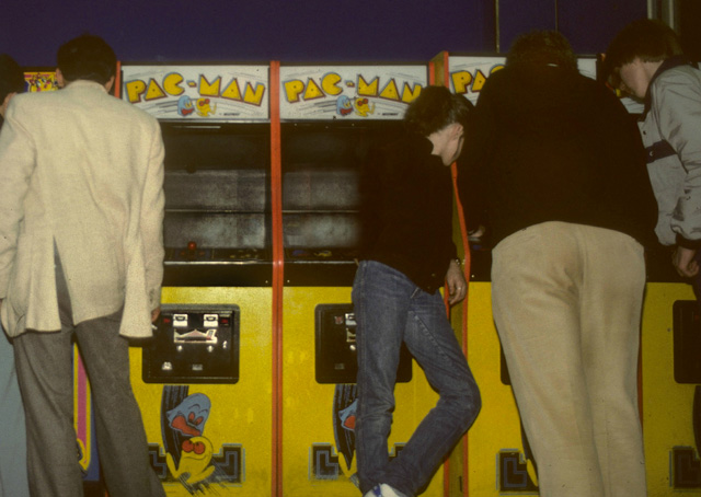 Growing Up in Arcades