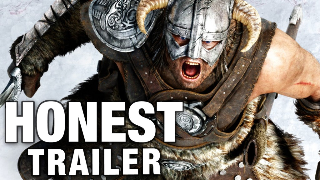 Honest Video Game Trailers – The Elder Scrolls V: Skyrim by Screen Junkies and Smosh