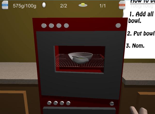 Baking Simulator 2014