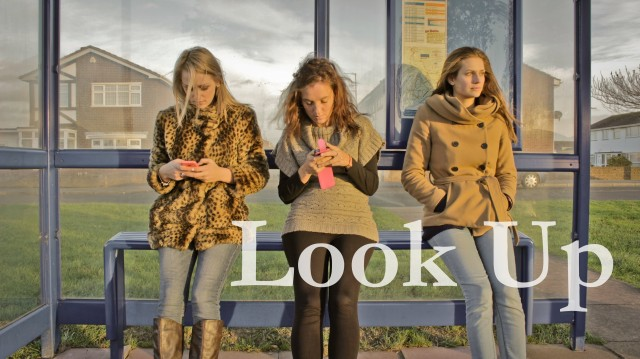 Look Up, A Poetic Short Film About the Anti-Social Aspect of Social Media