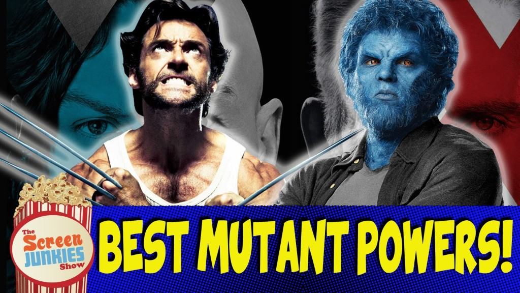 Screen Junkies Discuss the Upcoming Film 'X-Men: Days of Future Past' and Share Their Favorite Mutant Powers