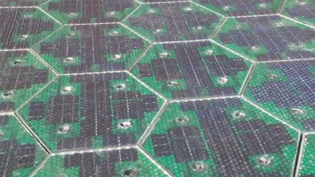 Solar Roadways A Modular Paving System Comprised Of Solar