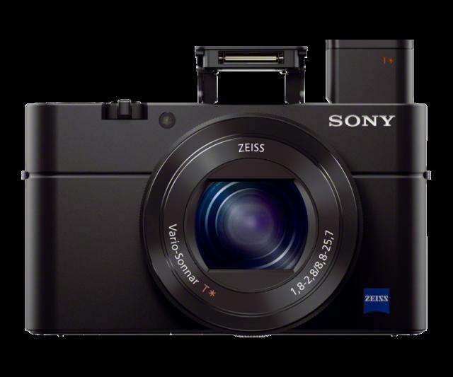 Sony RX100 III Camera