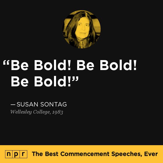 best college commencement speeches After all, for many college graduates, commencement is just that — a  my fix by  reading or listening to dozens of commencement speeches.