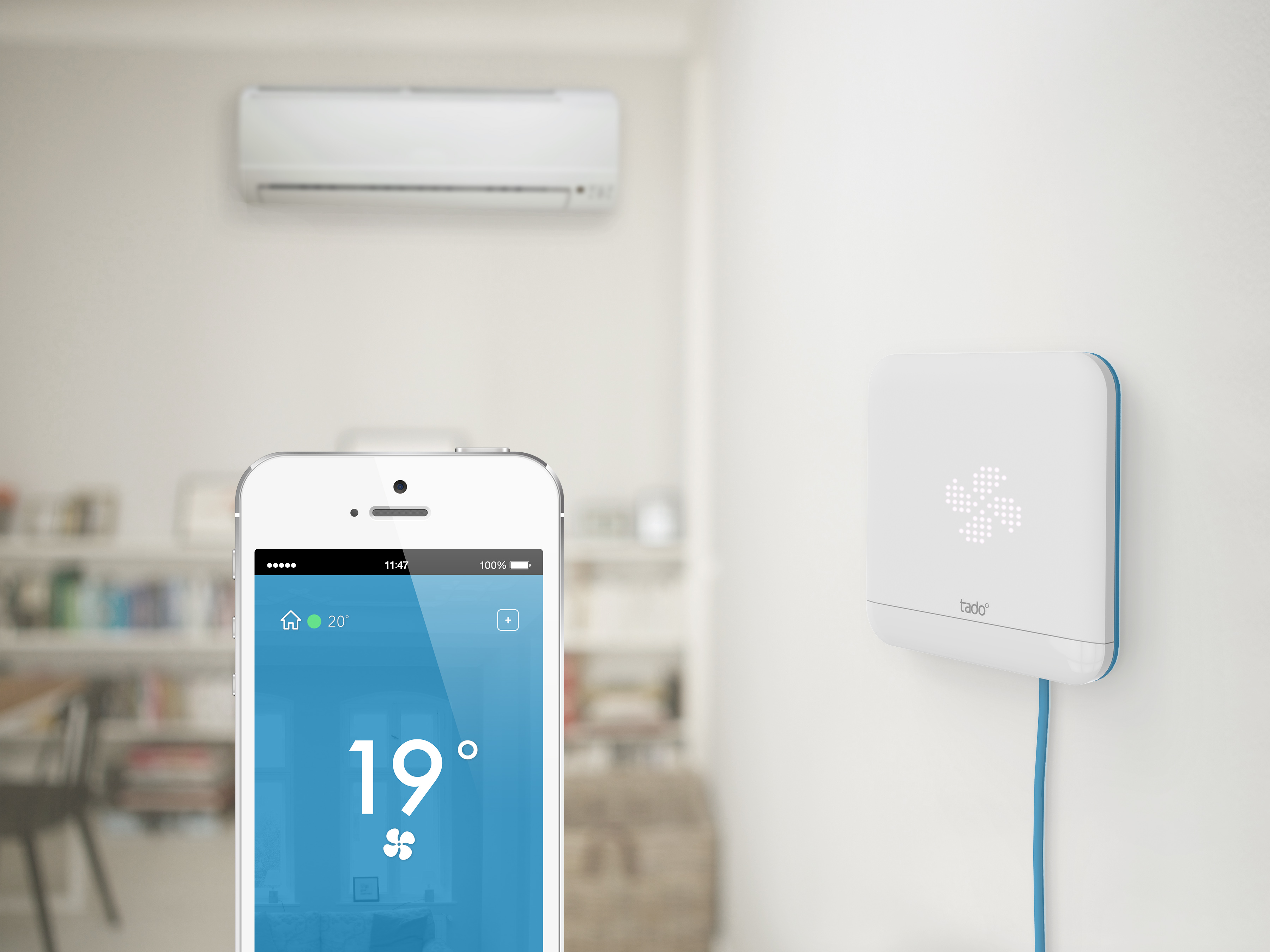 for Turning Remote Controlled Air Conditioners Into Smart Devices #30779B