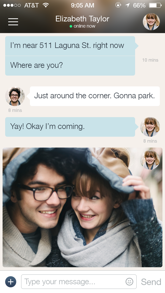 Couple App