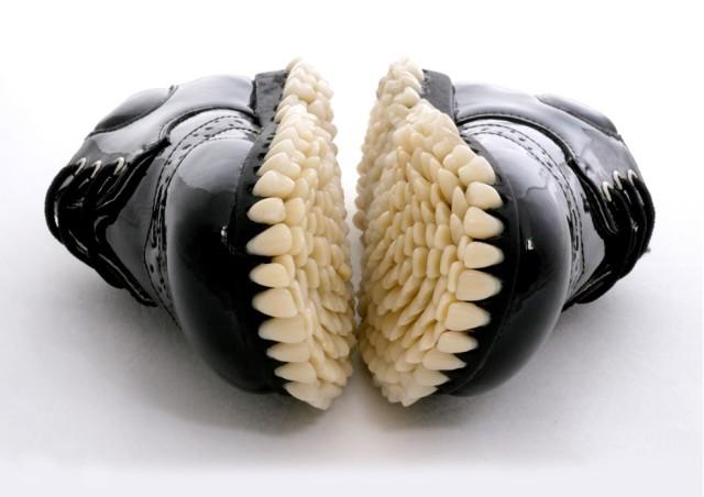 Apex Predator, A Super Creepy Sculpture Series Featuring