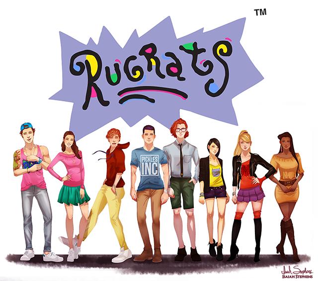 Dress Like 90s Cartoon Characters Polyvore   Gurlcom