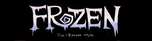 Tim Burton Frozen