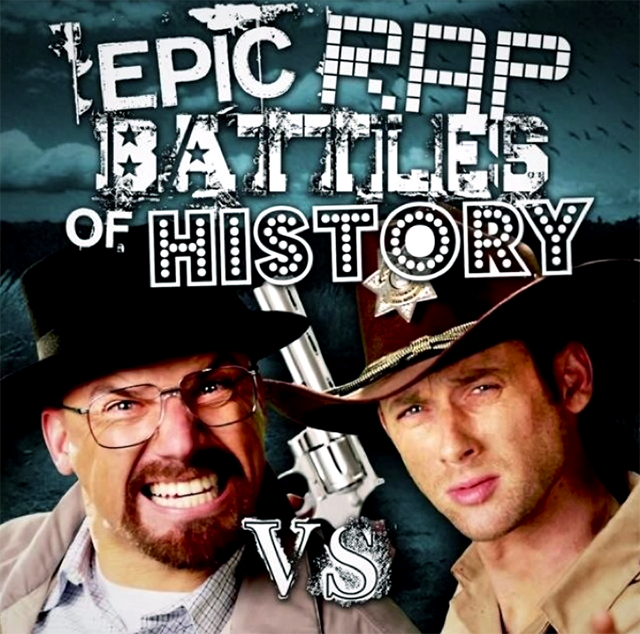 Epic Rap Battles of History – Rick Grimes vs Walter White