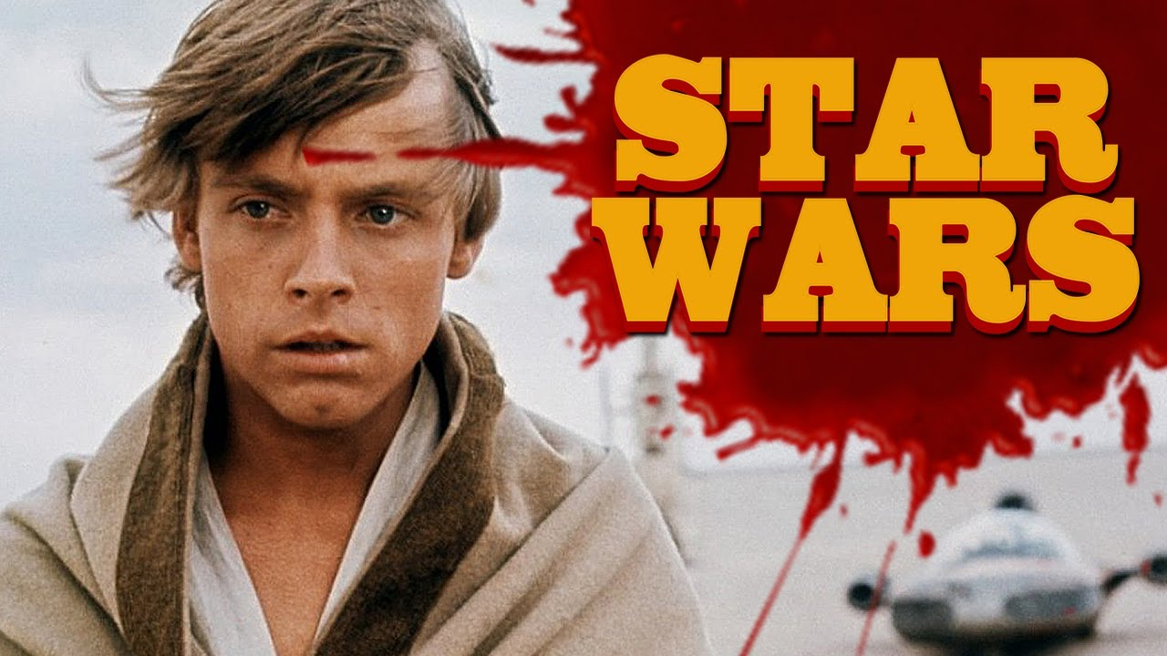 What 'Star Wars: Episode IV – A New Hope' Would Look like If It Was Directed by Quentin Tarantino