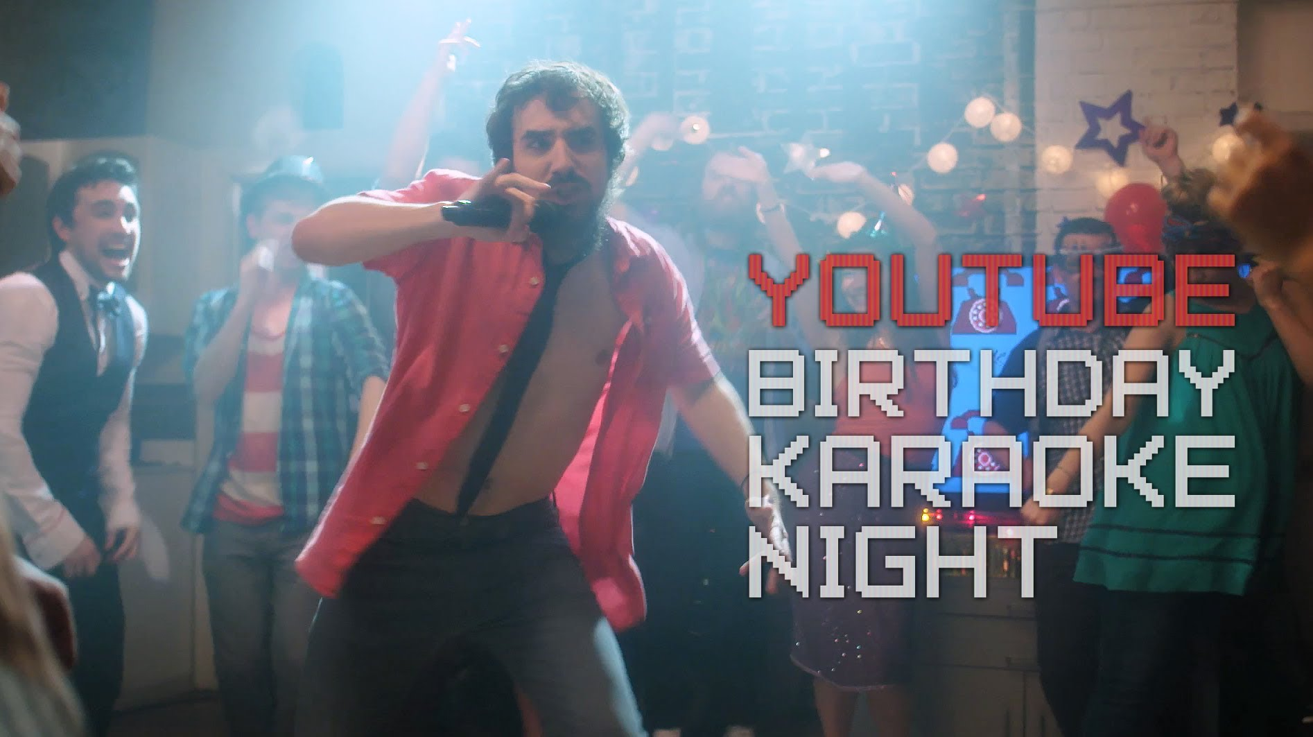 YouTube Celebrates Its 9th Birthday With a Karaoke Night Featuring Memorable Musical Moments From Its History