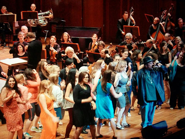 Sir Mix-A-Lot with the Seattle Symphony