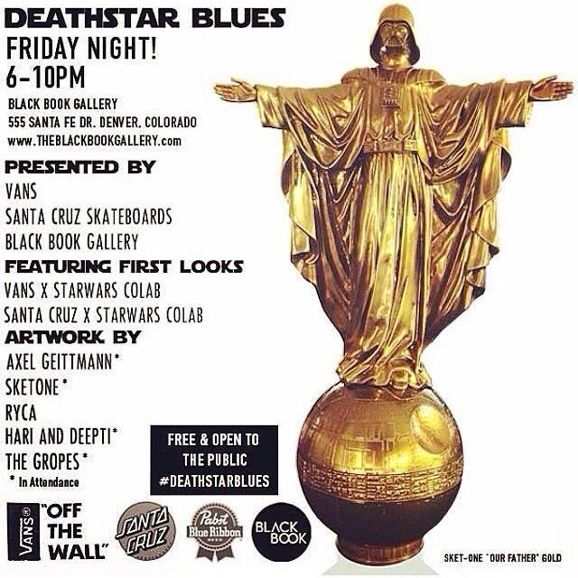 Deathstar Blues
