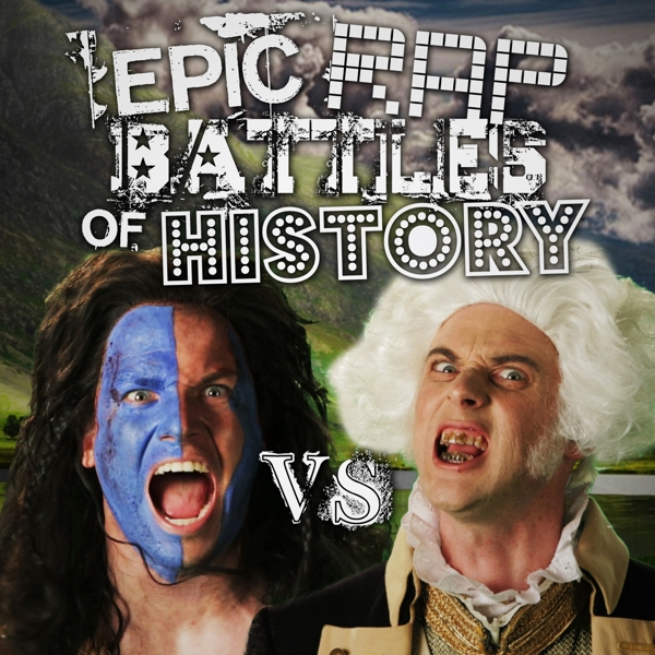 George Washington vs William Wallace - Epic Rap Battles of History