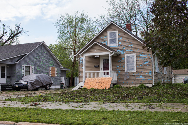 Astonishing Photos of Hail Damage in Blair, Nebraska by Mike Hollingshead