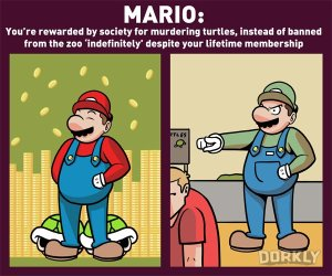 Ways That Videogames Are NOTHING LIKE Real Life