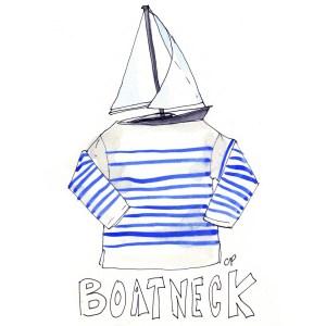 Boat Neck