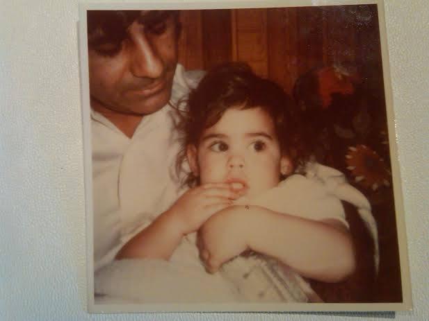 Casey Kasem With Daughter