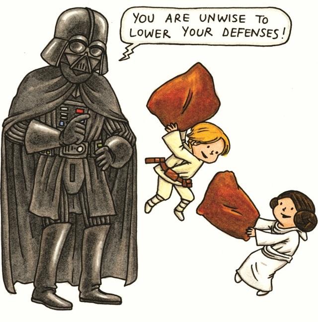 Goodnight Darth Vader A Star Wars Children S Book By